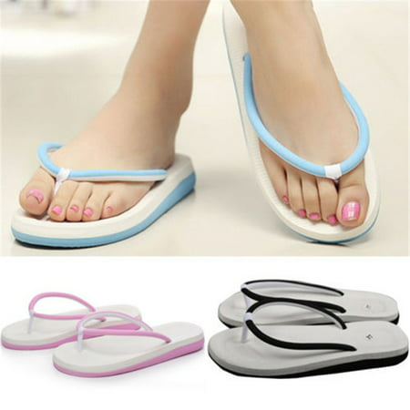 Summer Flip Flop Sandals - Summer Fashion Womens  Casual Flip Flops Beach Slippers Sandals Summer Shoes