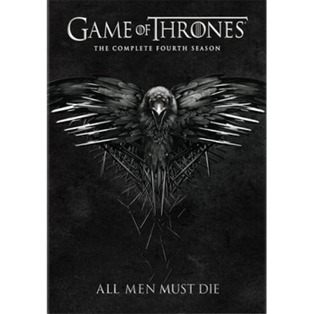 Game of Thrones: The Complete Fourth Season - Spirit Halloween Four Seasons