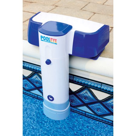Pool Security Alarms (PoolEye In Ground Pool Immersion Alarm with In-Home Remote Receiver ASTM Compliant )
