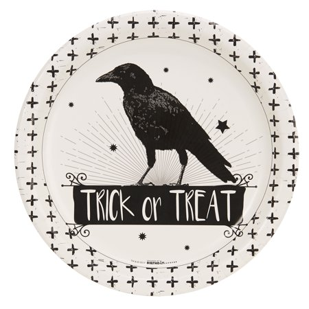Halloween Trick or Treat Raven 9