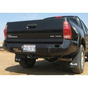 Road Armor Rear Stealth Winch Bumper in Satin Black - 99020B