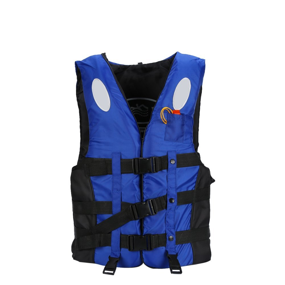 Life jacket Life Vests Swimming Vest Children and Adult Life Jacket Buoyancy Aid Universal Swimming Boating Kayaking... by ZJchao01