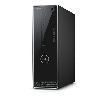 Dell Inspiron 3470 Desktop, Intel® Core i5-8400, Intel® UHD Graphics 630, 1TB HDD, 8GB RAM,