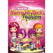 Strawberry Shortcake: Berry Hi-Tech Fashion (DVD) by Twentieth Century-Fox