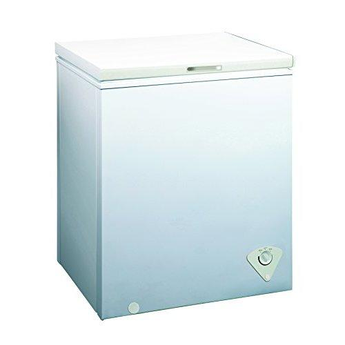 Midea Whs 185c1 Freezer 5 Ft Reversible White