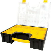 STANLEY 014710R Deep Organizer Professional, 10 Compartments