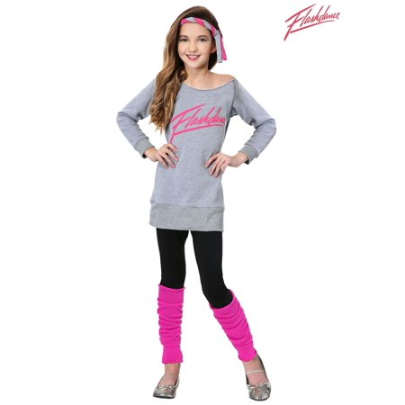 Child Flashdance Costume - Flashdance Costume