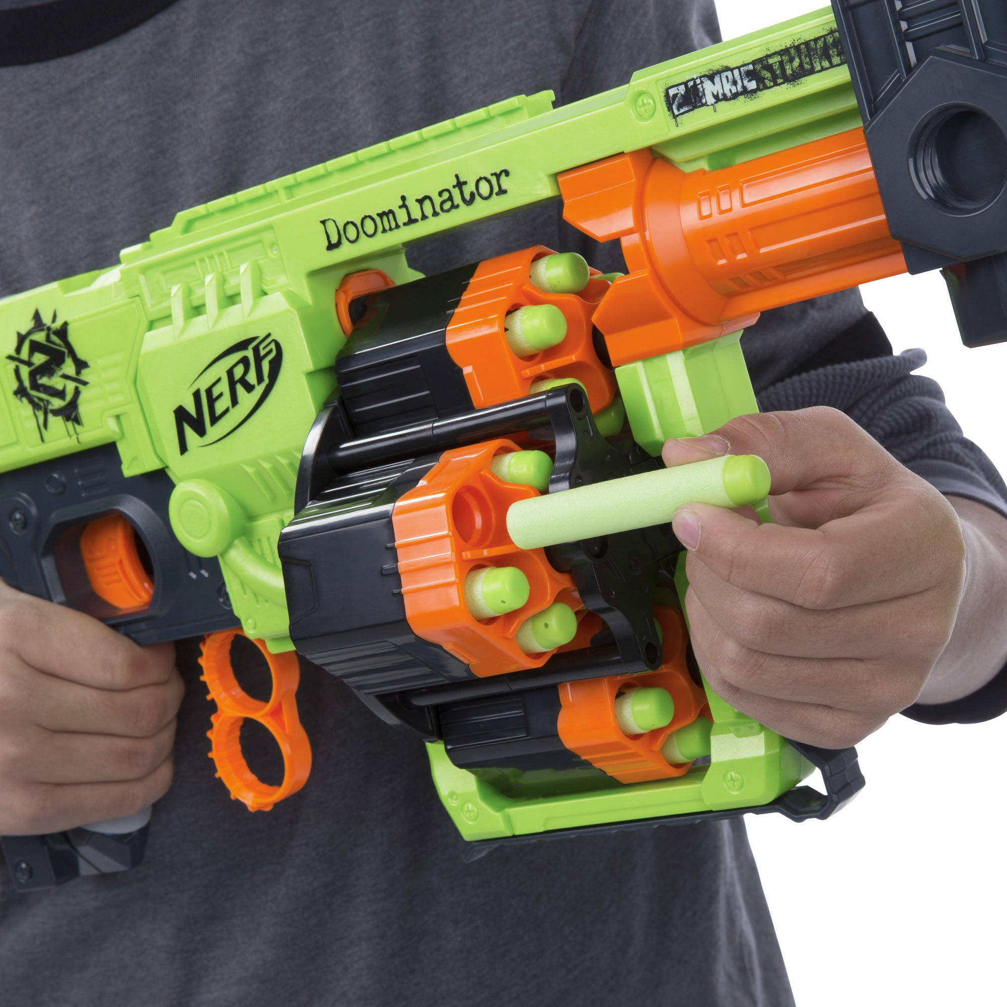 Step by Step Instructions on a game of Capture the Flag w/Nerf Guns -