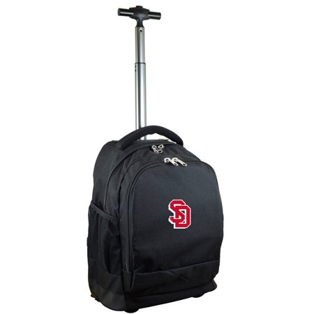 Mojo Licensing Premium Wheeled Backpack - South Dakota