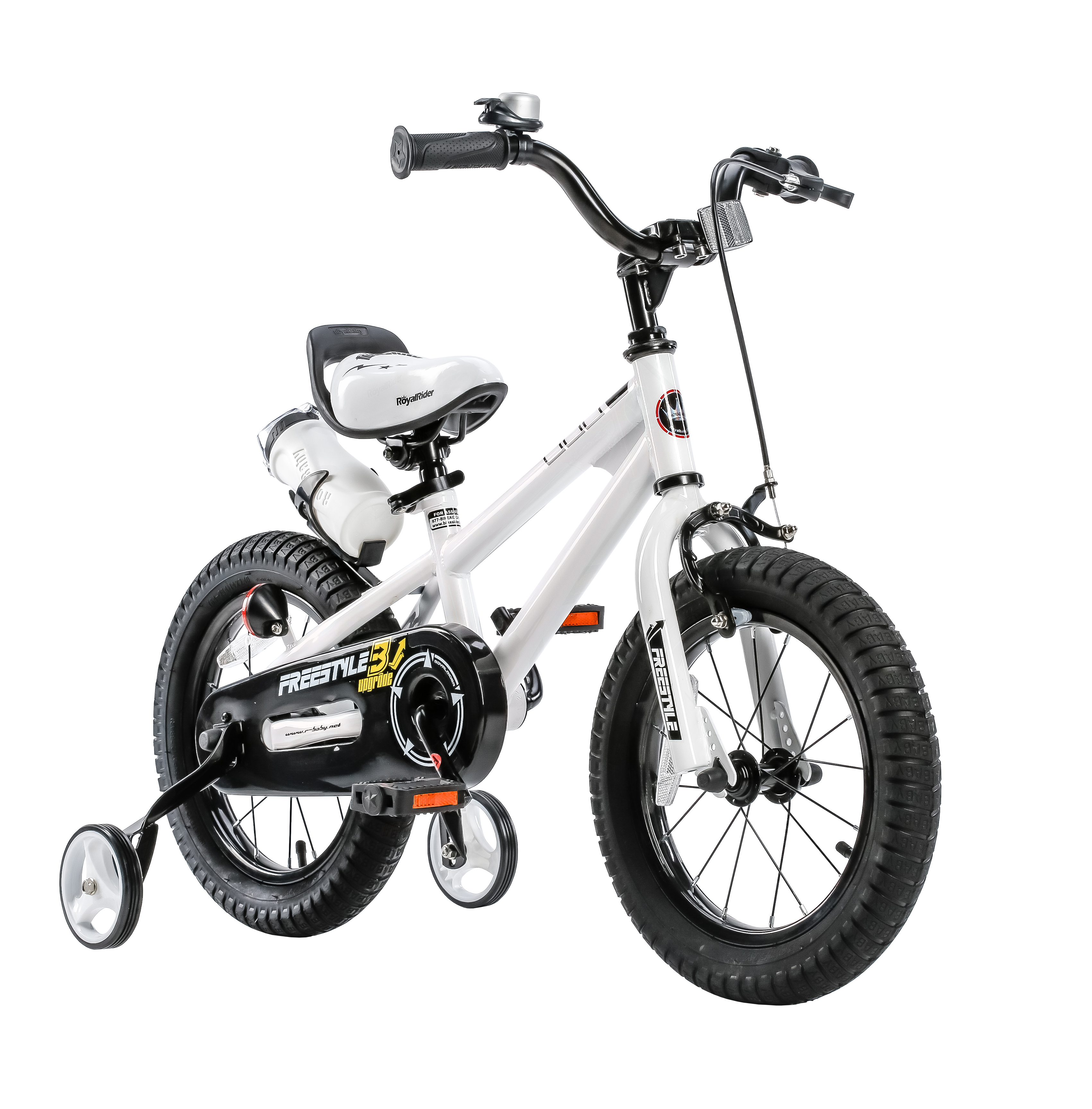 f119aa345c1 RoyalBaby 14 Blue Freestyle inch Kid's Bicycle - Top Cycling Bike