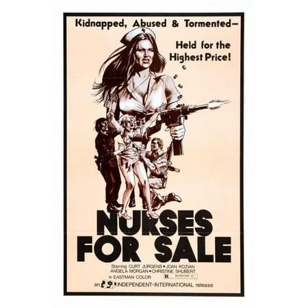 Nurses for Sale Movie Poster (11 x 17)