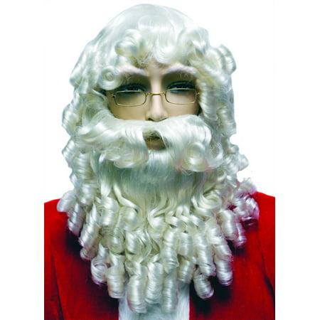 Santa Set Curly (Curly Santa)