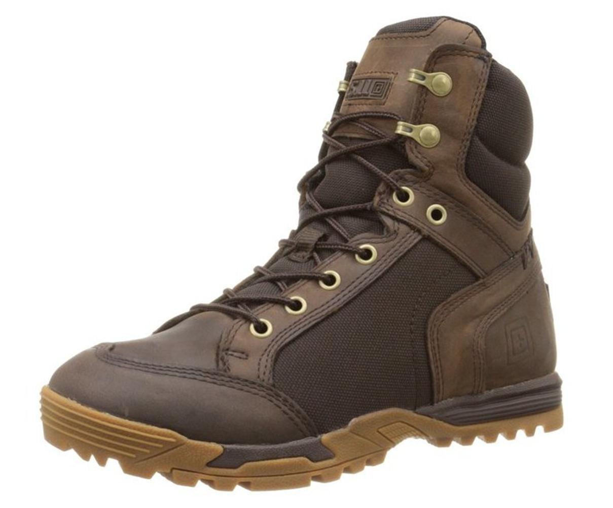 Tactical 5.11 Men Pursuit Advance 6'' Boots