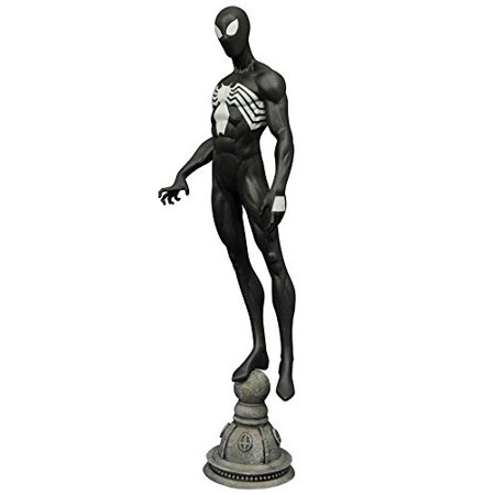 Diamond Select Toys Amazing Spider-Man (Symbiote Suit) PVC Figure (The Amazing Spider Man Suit For Sale)