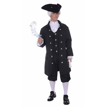 Co-Founding Father Adult Halloween Costume - How Was Halloween Founded