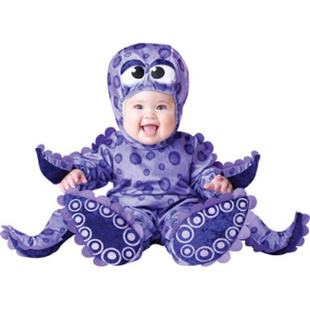Tiny Tentacles Octopus Infant Halloween Costume, Size 12-18 Months for $<!---->