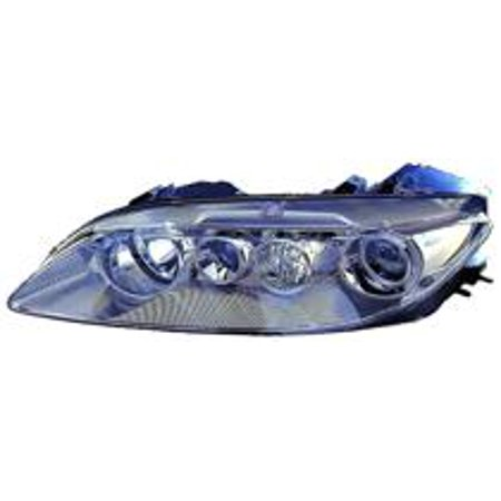 Go-Parts » 2003 - 2005 Mazda 6 Mazda6 Headlight Headlamp Assembly Front (without Fog Lamps + Lens & Body) - Left (Driver) GK2A-51-0L0E MA2502125 Replacement For Mazda 6