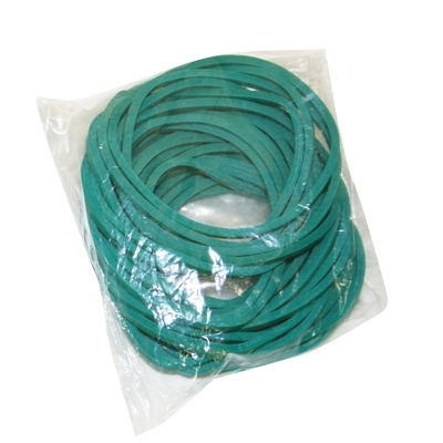 Replacement Rubber Bands, Hand Exerciser CanDo - Item Number 10-1854PK - Blue  - 25 Each / Pack
