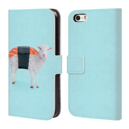 OFFICIAL PAUL FUENTES ANIMALS LEATHER BOOK WALLET CASE COVER FOR APPLE IPHONE PHONES