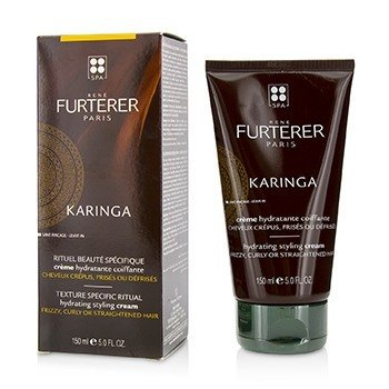Karinga Hydrating Styling Cream (Frizzy, Curly or Straightened Hair)