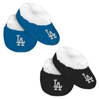 Los Angeles Dodgers Infant Two-Pack Booties Set