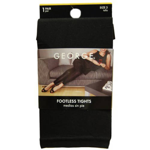 George Women's Footless Tights