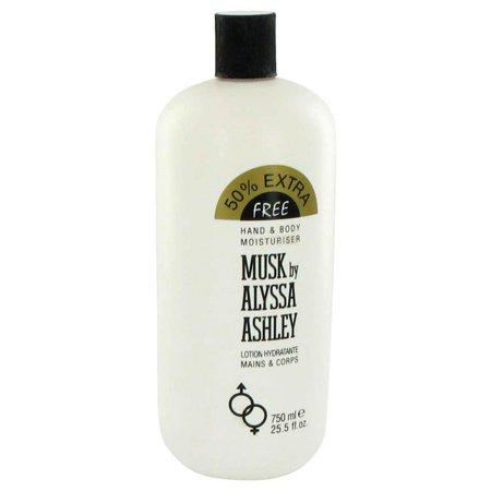 Musk Alyssa Ashley Lotion - Alyssa Ashley Musk by Houbigant - Women - Body Lotion 25.5 oz