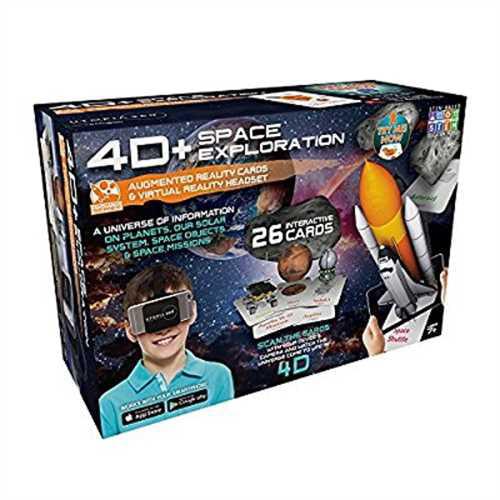 Refurbished ReTrak Emerge VR/AR SPACE BUNDLE