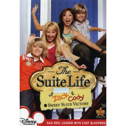 The Suite Life Of Zack And Cody: Sweet Suite Victory (Full Frame)
