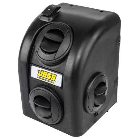 JEGS Performance Products 70611 Heater Assembly 200 CFM 13 200 BTU Rocker  Switch