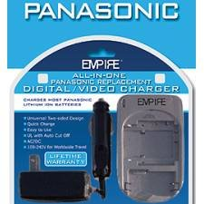 Camcorder Digital Camera External Battery (Empire DVUPAN1 Camcorder & Digital Camera External Universal Battery Charger for)