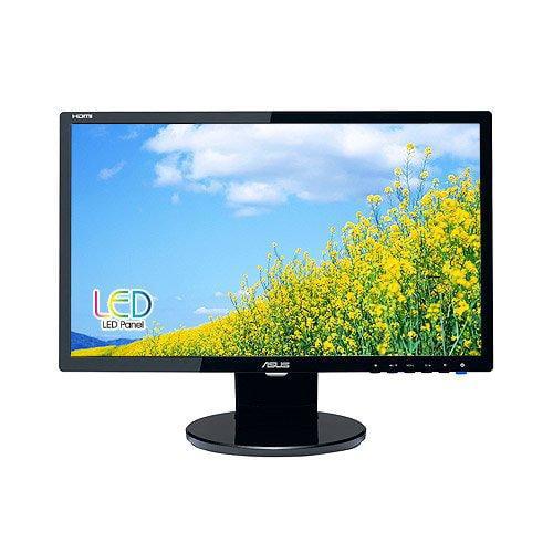 "Asus Ve228h 21.5"" Led Lcd Monitor 5 Ms   1609   Adjustable Display Angle   1920 X 1080   16.7 Million Colors   250 Nit   100000001   Speakers   Dvi   Hdmi   Vga   Black   Energy Star, Weee"