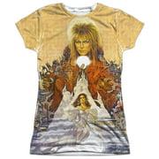 Cover Art Juniors Sublimation Shirt
