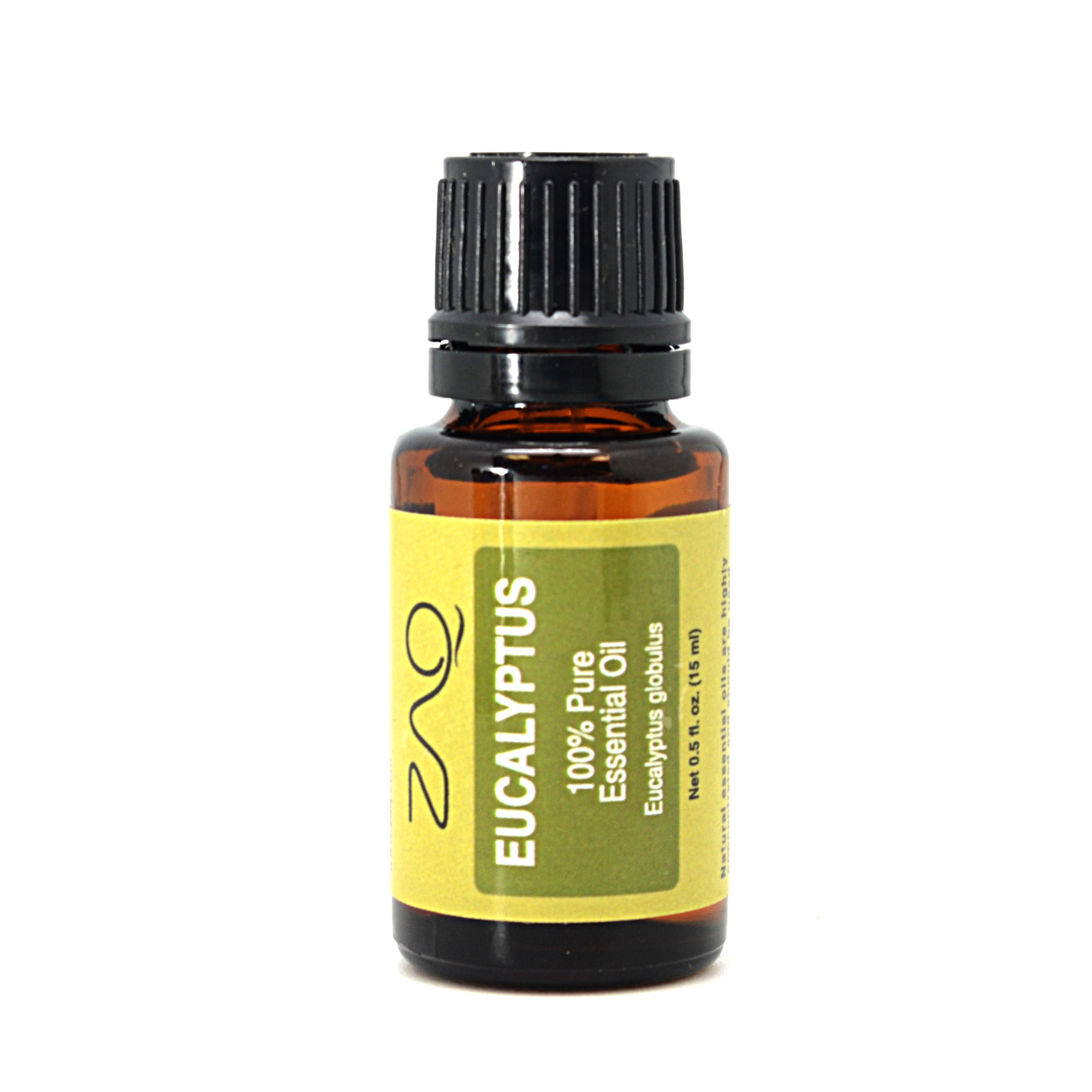 ZAQ Eucalyptus 100% Pure Therapeutic Grade Essential Oil - 15ml