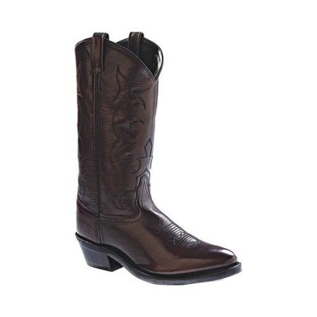 Wild West Boot Store (Men's Old West Narrow Round Toe Cowboy Work)