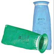 HCS HCS7009B Vomit Bag,Green,PK144