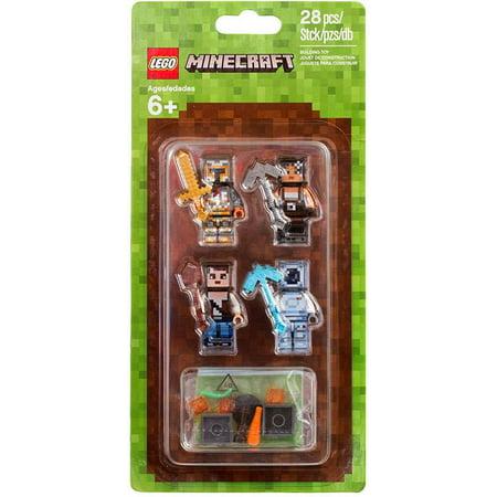 LEGO Minecraft Skin Pack 2 853610