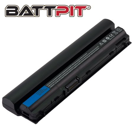 BattPit: Laptop Battery Replacement for Dell HGKH0 3W2YX 312-1380 451-11979 F7W7V HJ474 KFHT8 RXJR6 Y61CV Latitude E6320 - image 1 of 1