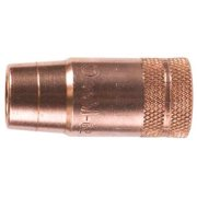 TWECO 12401853 Nozzle,Threaded Flush,0.750 in.,PK2