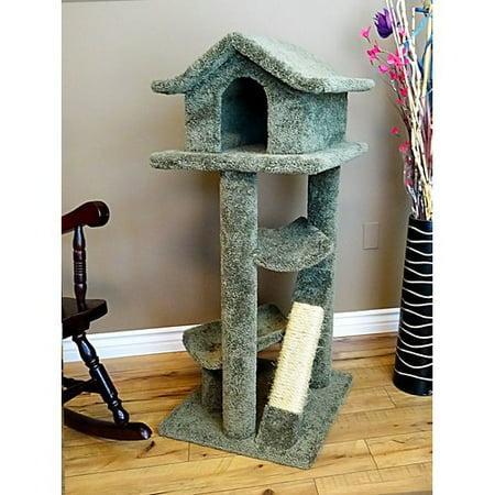 Pagoda Cat Tree - New Cat Condos Premier Cat Pagoda Tree