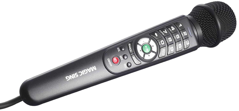 Enter Tech Magic Sing Et25K All-In-One Digital Portable Karaoke Mic, Newest English... by Enter Tech
