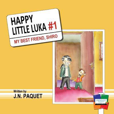 Happy Little Luka : My Best Friend, Shiro