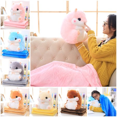 Plush Blankets And Throws Outgeek Hamster Couch Throw Blanket And Extraordinary Kids Blankets And Throws