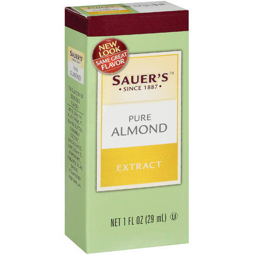 Sauer's Pure Almond Extract, 1 fl moz