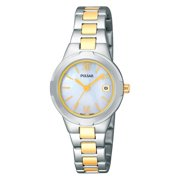 Womens Analog Stainless Watch - Two-tone Bracelet - Pearl Dial - PH7295