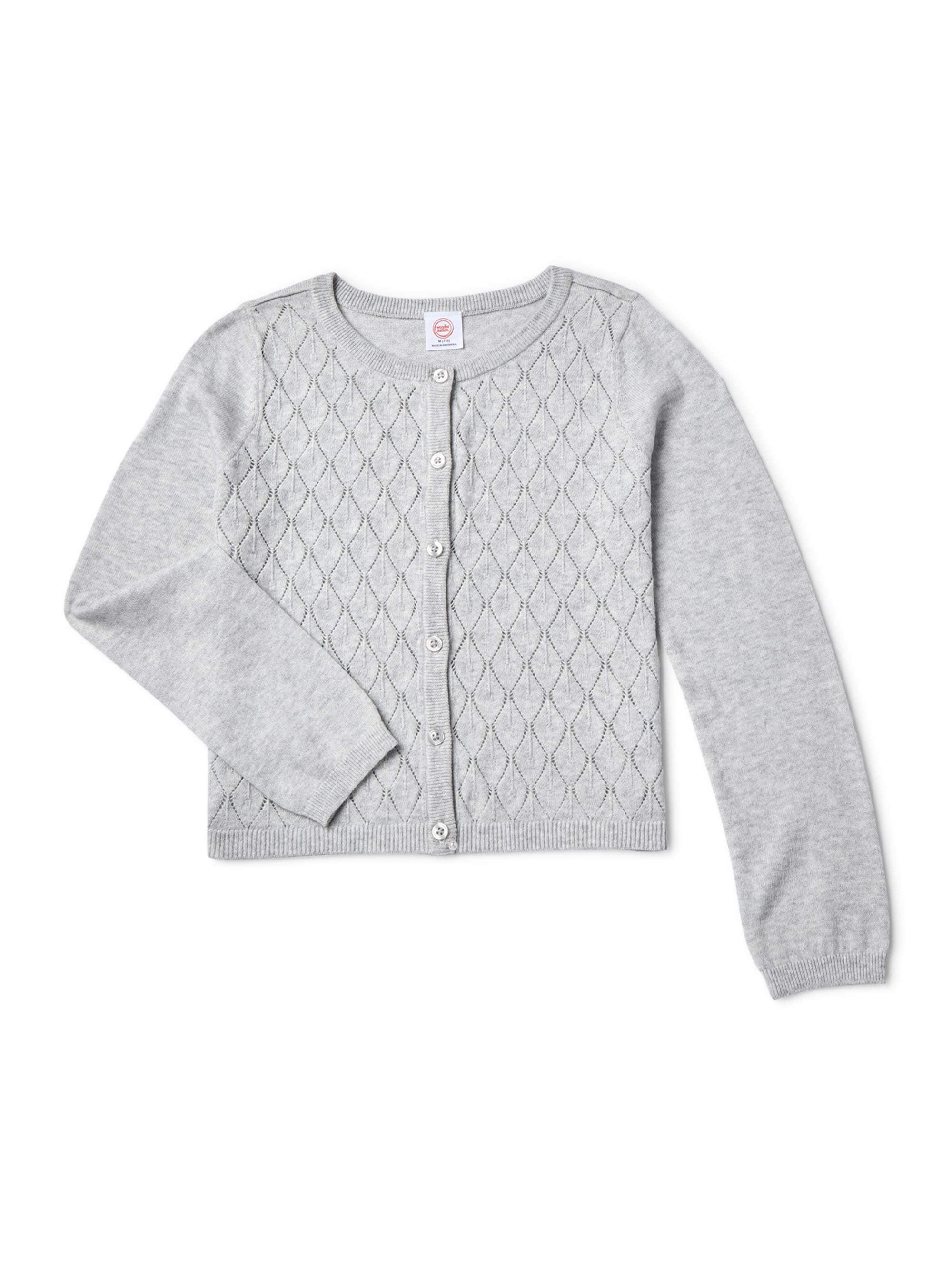 Arizona Flag Printed Baby Girls Kids Crew Neck Sweater Long Sleeve Warm Knit Jumper Top