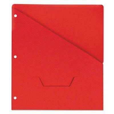 Universal Slash Cut Pockets (Universal Slash-Cut Pockets fit Three-Ring Binders, 10)