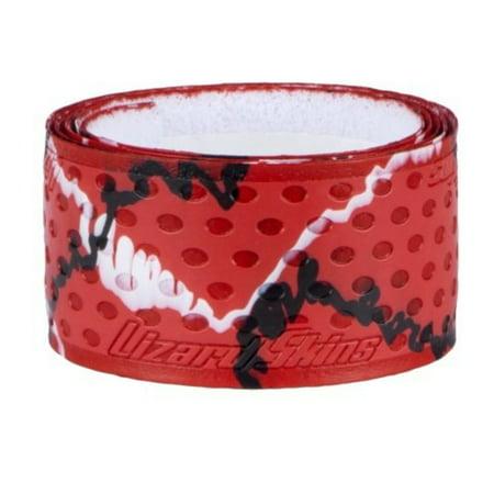 Lizard Skins Durasoft 1.1mm Bat Grip - Crimson -