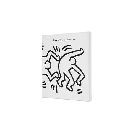 Moleskine Limited Edition, Collectors Edition, Keith Haring, Large, Ruled (5 x 8.25)