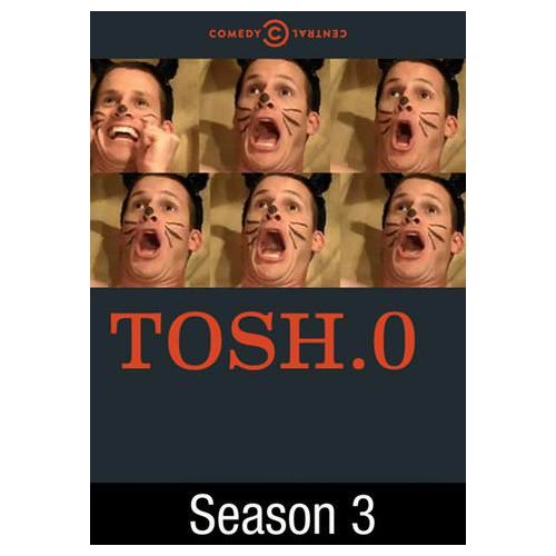 Tosh.0: June 21, 2011 - Heavy Metal Club (Season 3: Ep. 16) (2011)